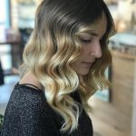 Balayage con trattamento Olaplex Vogue Parrucchieri Scandiano